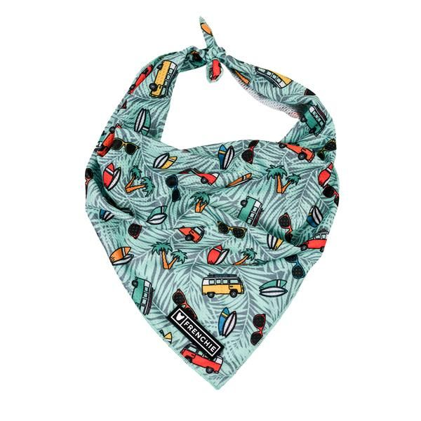 NEW! All New Cooling Bandanas just in time for the summer! Keep your dog cool on the hottest of days. Soak the lightweight bandana in cold water and wring it o