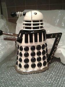 Dr Who Dalek Novelty Teapot RARE