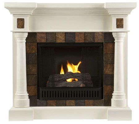 293 best images about Electric fireplaces on Pinterest