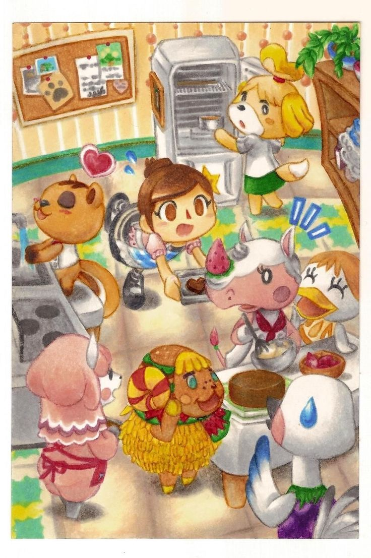 476 Best Images About Animal Crossing On Pinterest