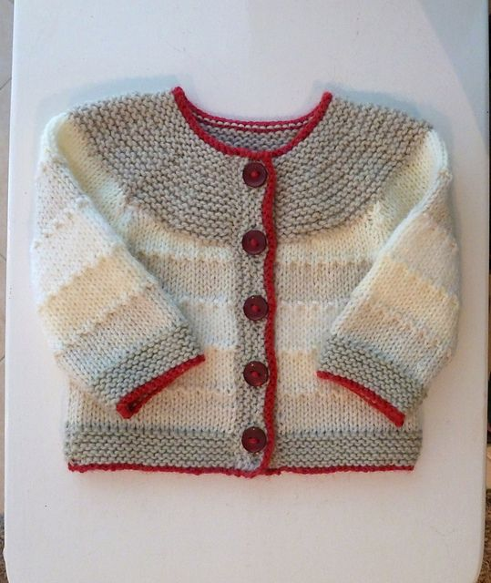Beautiful cardigan!