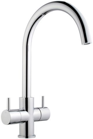 Iflo Kisdon Monobloc Tap | Benchmarx Kitchens & Joinery