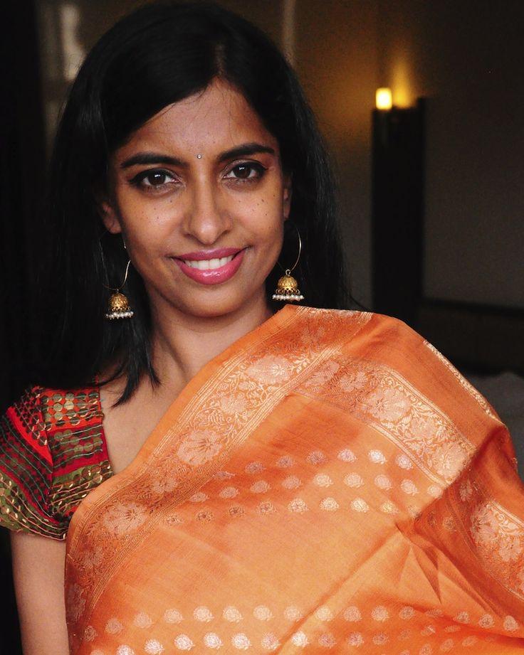 Hand-woven Benarasi katan silk saree. Available at www.facebook.com/omnah  #benarasisarees #handwoven #sarees
