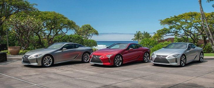 Not Only Does The Lc Come As A Convertible As Well For The 2021 Model Year But The Luxury Coupe Also Happens To Be 22 Pounds In 2020 Lexus Lexus Lc Suspension Systems