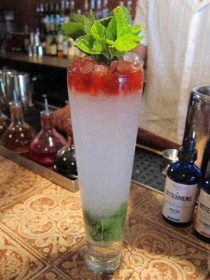 Queen's Park Swizzle | Cocktails & Drinks | Pinterest