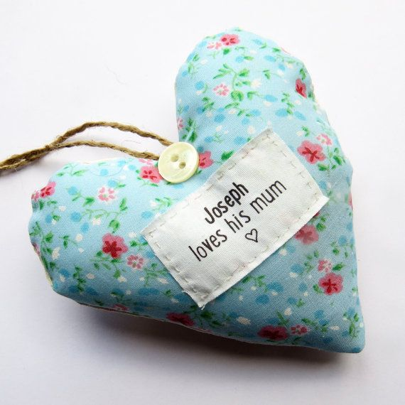 Lovely Christmas stocking filler for Mum  Tell your by WordHeart