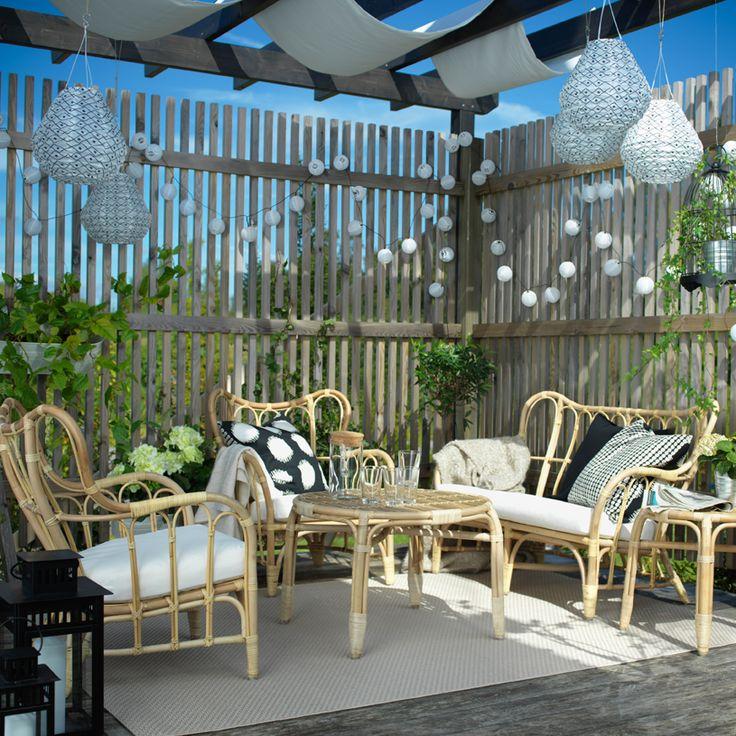 Mejores 112 im genes de terrazas y espacios al aire libre for Muebles para terraza al aire libre