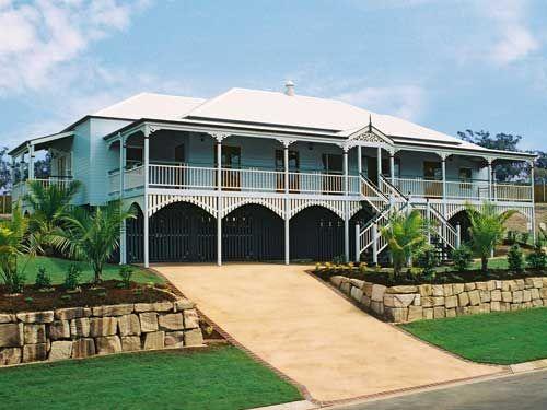 1000 images about kit homes on pinterest traditional for Queenslander home designs australia