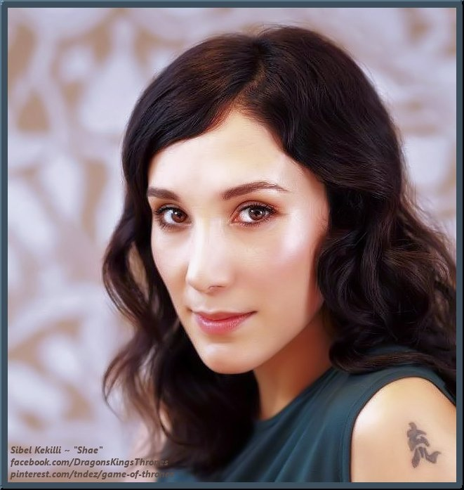 sibel kekilli game of thrones film
