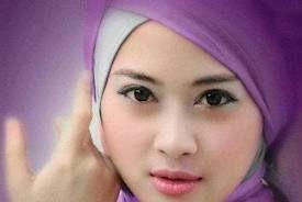 Foto Foto Wanita Cantik Ketika Berjilbab