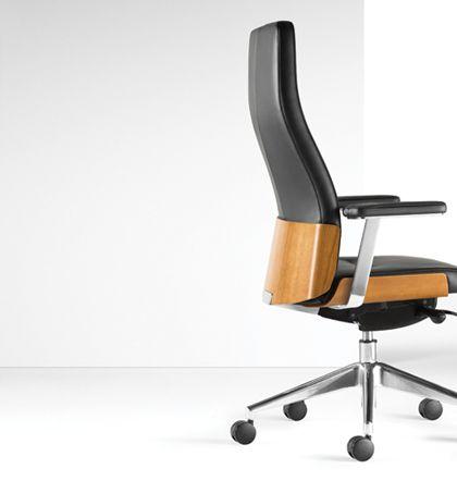 Olla Executive Office Seating Gunlocke