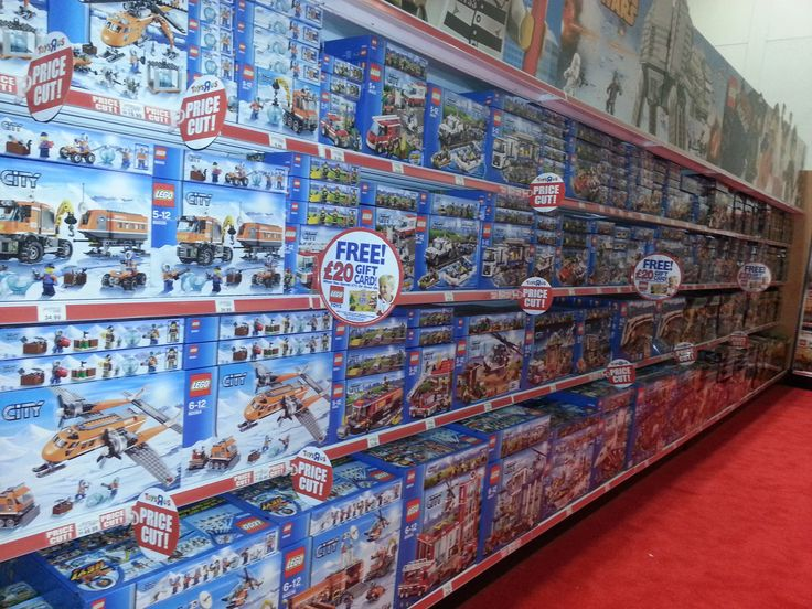 All the LEGO you can buy at BRICK 2014