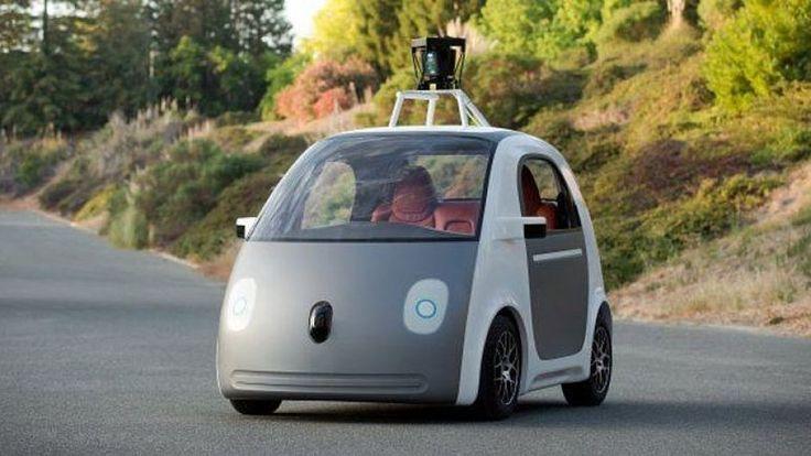 Auto řízené robotem říkám mu: roboauto