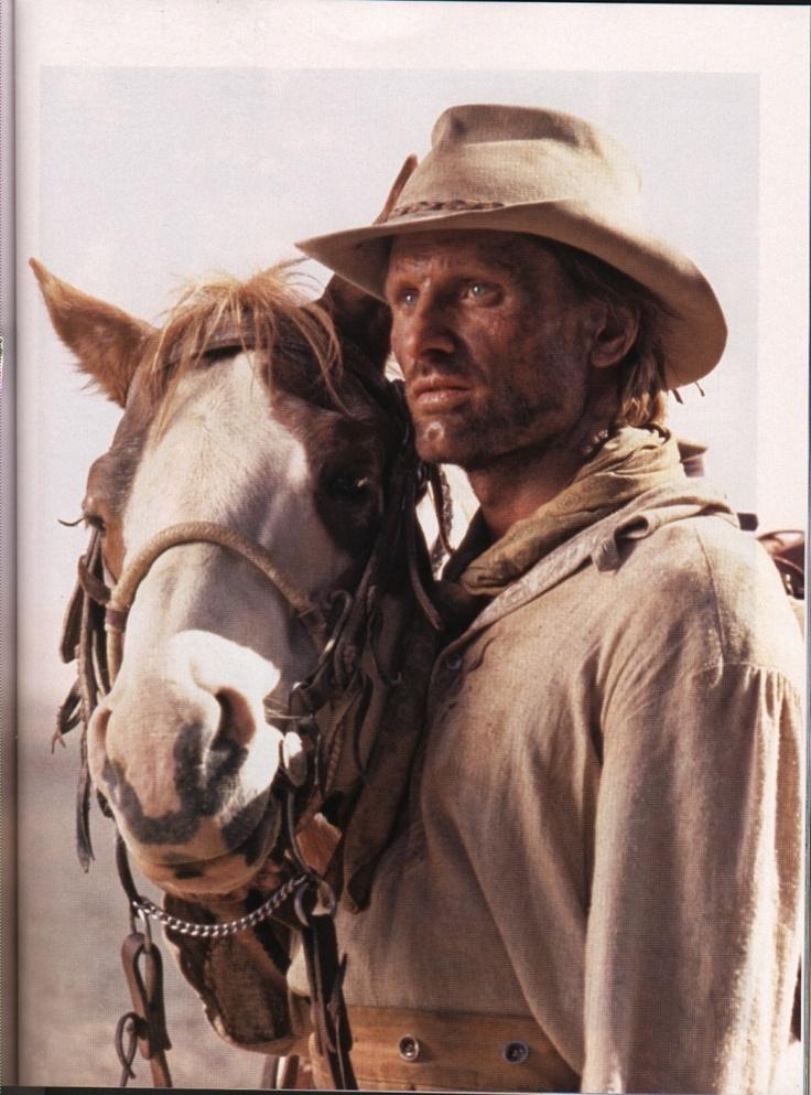 "Viggo Mortensen -- Inspiration for Frank Garrity.  Movie ""Hildalgo"""