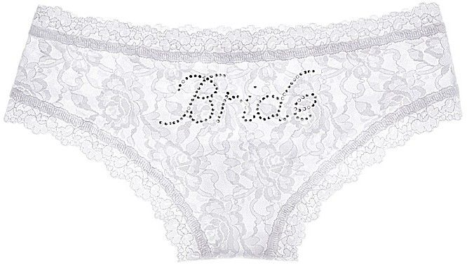 Hanky Panky Hipster - Bride Cheeky #482211