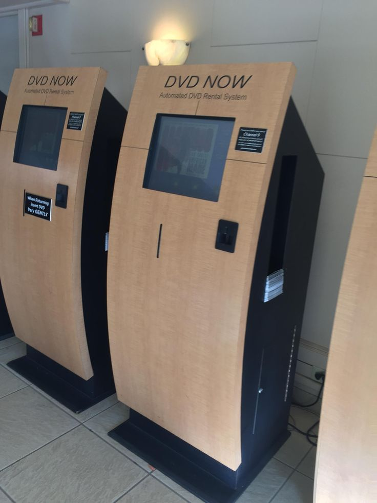 In Hawaii hotels allow you to rent movies and games for free at kiosks instead of streaming