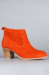 need orange boots!!: Orange Red, Shoes, Su Booty, Jamison Boots, Dv Jamison, Orange Boots, Style, Red Suede, Products