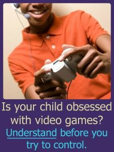 Parents and older people seem to think that video games are just a silly waste of time and that being addicted to them is a silly thing. Many parents think that just taking away a child's video game console or computer will solve the issue. They do not understand that kids can become as reliant on video games as people do on drugs. It is something that society needs to realize and take seriously. Addiction is a serious thing, no matter what a person is addicted to.
