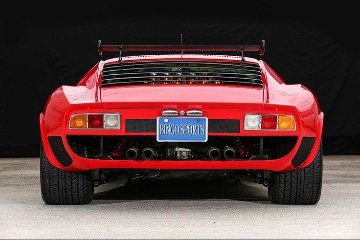 Lamborghini Jota SVR
