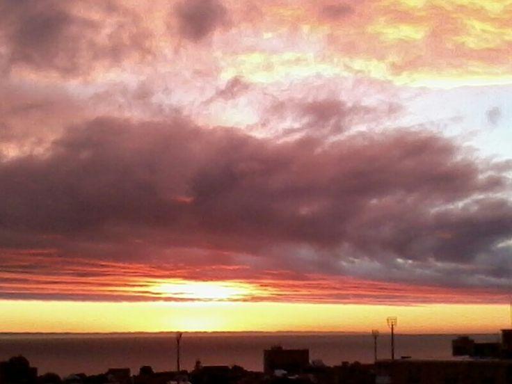PE sunrise