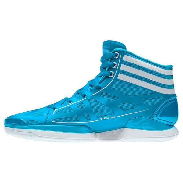 The AdiZero Crazy Lights Are the Lightest Basketball Shoes Ever Made #shoes #footwear trendhunter.com