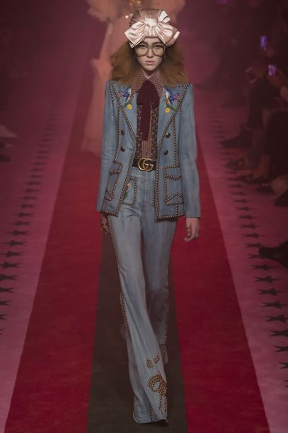 Gucci Spring/Summer 2017 RTW Collection | British Vogue