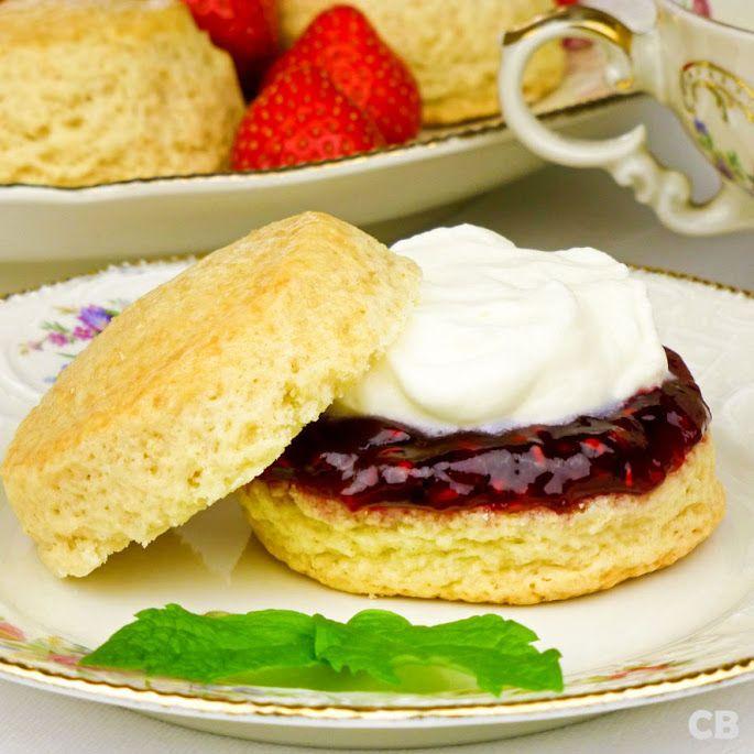 Scones voor een high tea: met veel baktips!