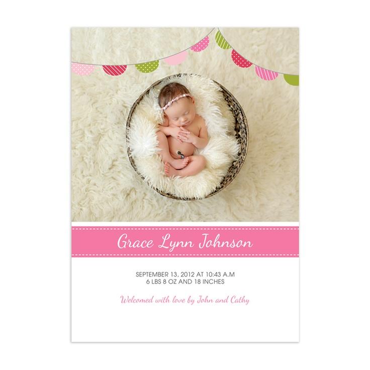 Assez 151 best Faire-part de naissance images on Pinterest | Invitation  WU81