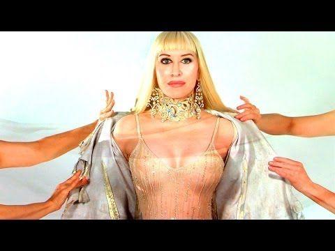 """Shadows"" belly dance music video - Neon & Tanna Valentine for Life Is Cake #dance #bellydance #bellydancevideo #lifeiscake #shadowdance"