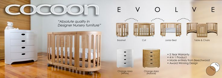 COCOON Nursery Furniture COCOON Nest