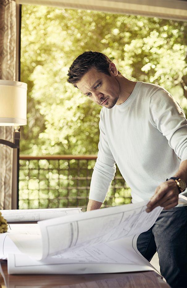Jeremy Renner - Taken by Randall Slavin 2016