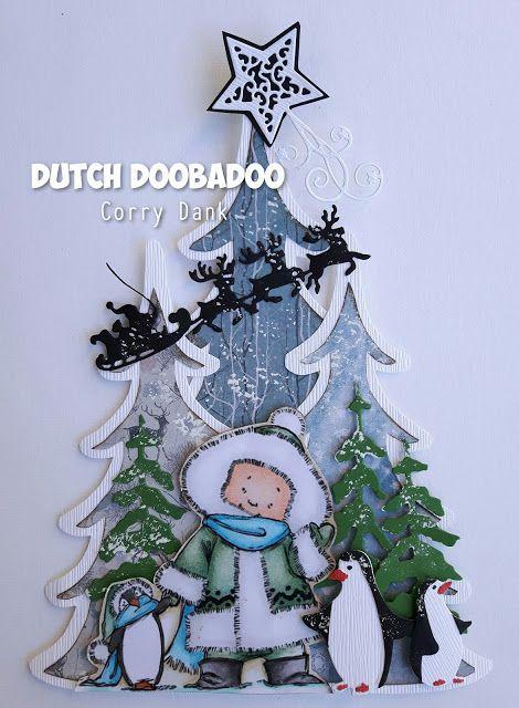 Dutch Doobadoo: Dutch Doobadoo Demo - Do It Creatief