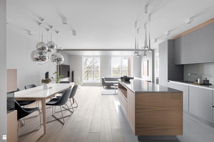 Salon styl Minimalistyczny - zdjęcie od Finchstudio Architektura Wnętrz - Salon - Styl Minimalistyczny - Finchstudio Architektura Wnętrz