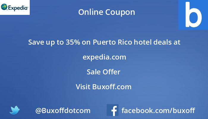 Latest expedia Coupon on Buxoff Visit to know more