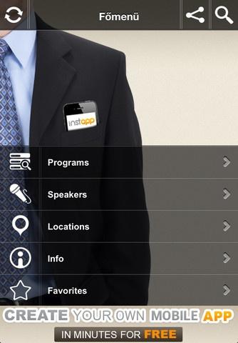 InstApp demo app is available in iTunes:  http://itunes.apple.com/hu/app/instapp-roadshow/id542652552?mt=8#