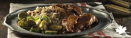 Try this easy  cook once, eat twice recipe- Beer & Garlic Beef Pot Roast from the Make it Beef Club January 2014 eNewsletter http://www.beefinfo.org/default.aspx?ID=10&SecID=4&RecipeID=501 #LoveCDNBeef #MakeitBeefClub