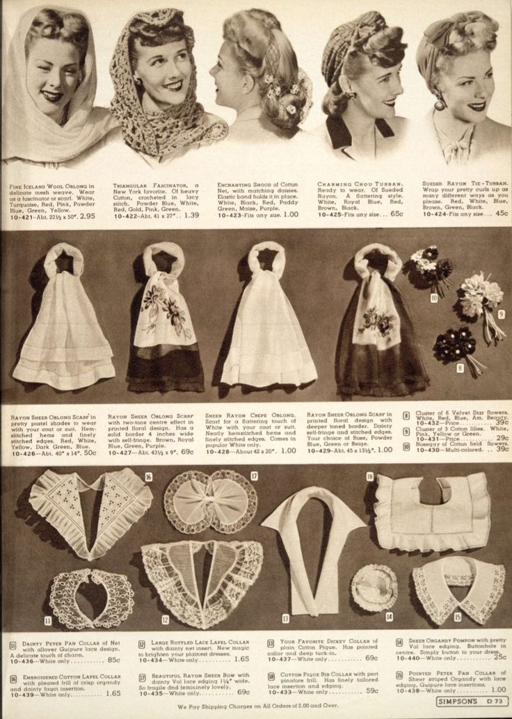 Inside A Canadian Simpson S Catalogue Women S Fashions Of Spring And Summer 1945 Canadian Catalogue 1940s Fashion Women Vintage Hairstyles 1940 S Fashion