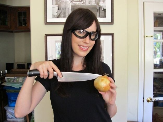 Take the sting out of a bee or wasp sting by rubbing an onion cut in half over the sting