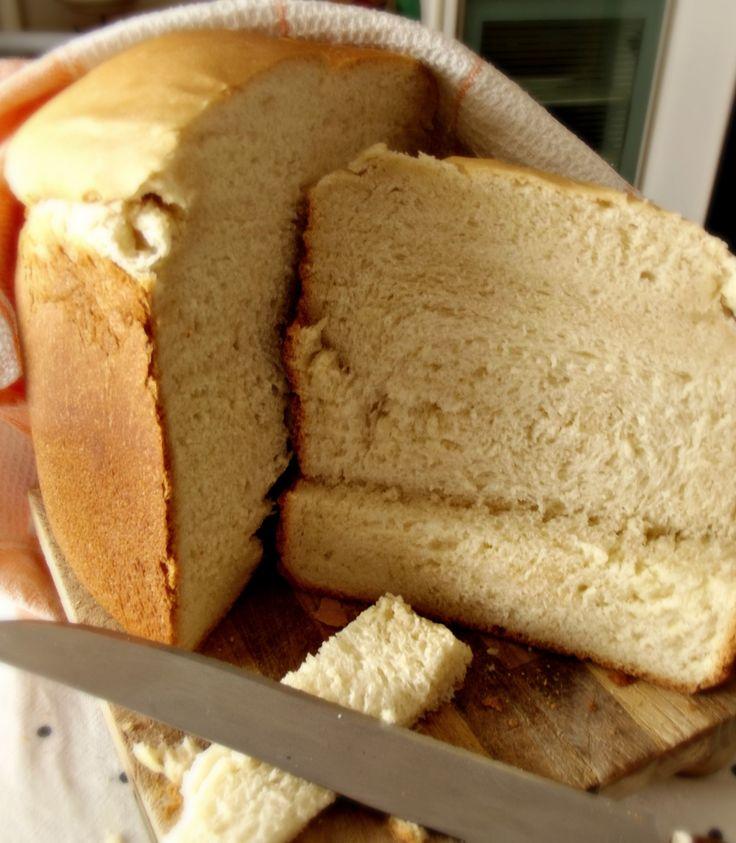 Pan Brioche salato con la Macchina del pane (MDP)