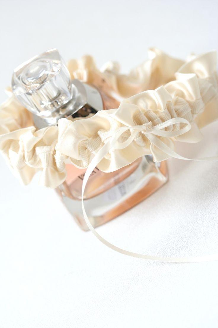 best 25+ ivory wedding garter ideas on pinterest | lace garter