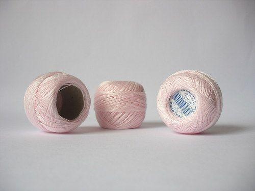 Vyšívací příze perlovka č. 3212