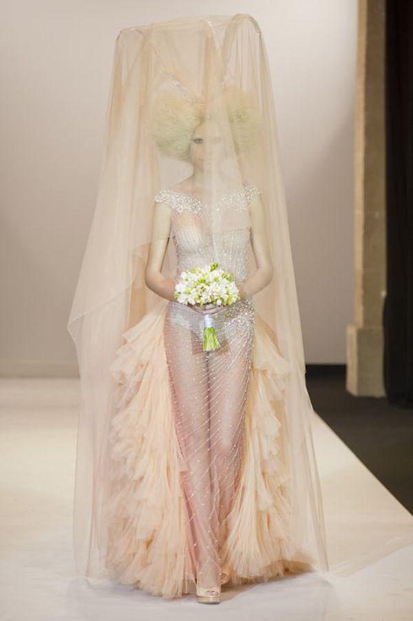 La fantasía de Marco & María #vestidosdenovia #weddingdress #tendenciasdebodas