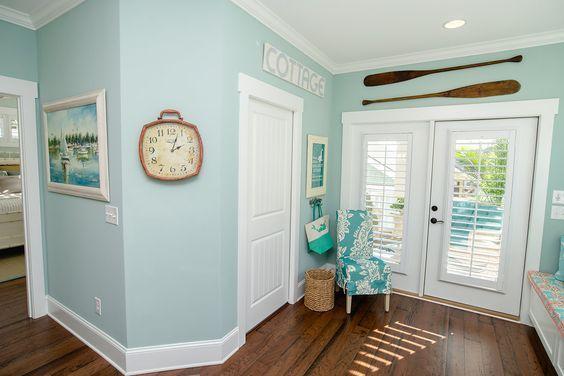 Les 7 meilleures images à propos de beach house sur Pinterest - Couleur Actuelle Pour Chambre