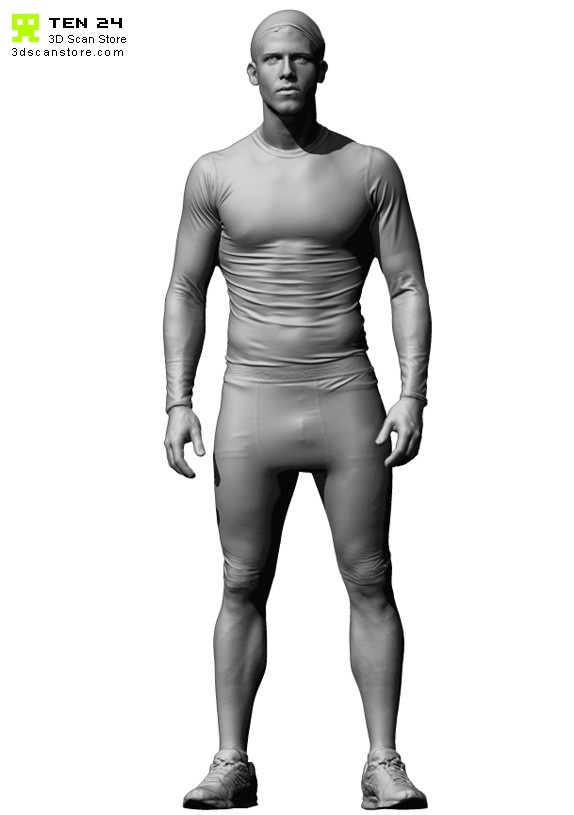 180 best Anatomy: 3D Scans: Male images on Pinterest | Anatomy ...