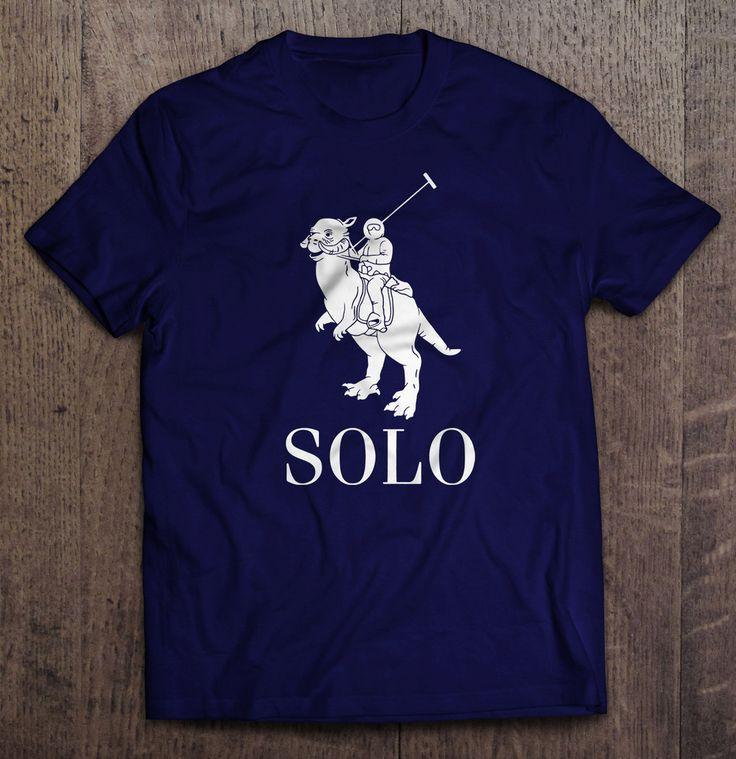 Star Wars - Solo Parody T Shirt