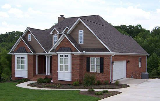 Yankton house plan homes pinterest tray ceilings vaulted ceilings and master bedroom - Exterior waterproofing paint plan ...