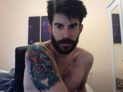 fuckyeahguyswithtattoos:  Mononoke Hime tattoo