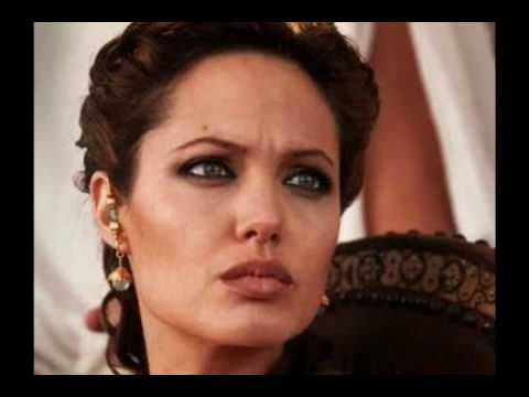 alexander movie angelina jolie make up tutorial