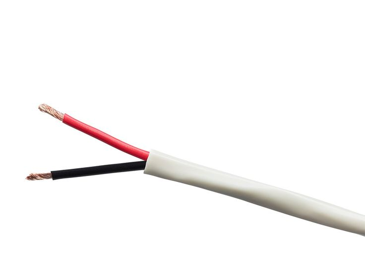 Origin Series 14AWG 2-Conductor Burial Rated Speaker Wire, 1000ft Gray