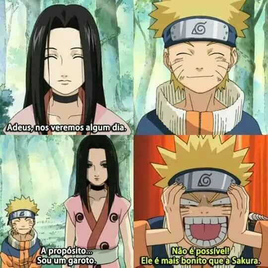 Naruto claramente nos representando kkkkk